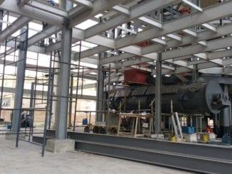 Estruturas para Indústria Petroquímica no Formitex